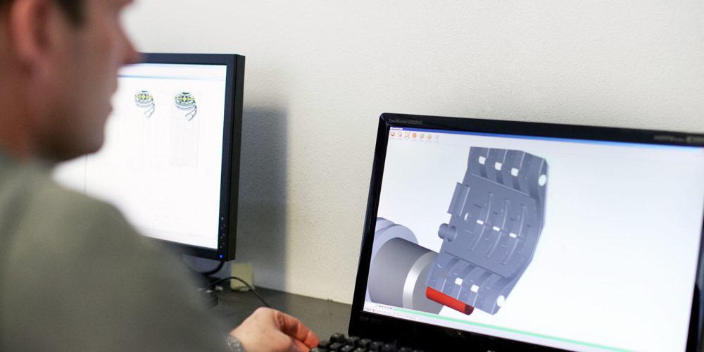 MRB Fijnmetaal CAD / CAM