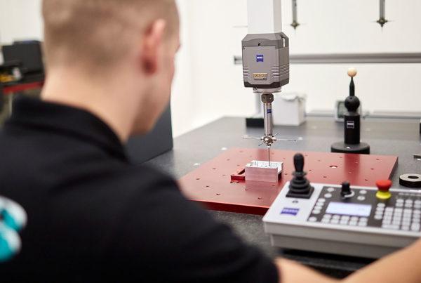 MRB Fijnmetaal Quality Control